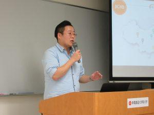 9/9(水)新潟ニュービジネス協議会(第1回国際ビジネス委員会)で本学在学生及び修了生による学生ビジネスプラン発表会を開催