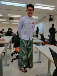 12/3(木)ミャンマー・日本経済ビジネスウェビナーに本学留学生が登壇します