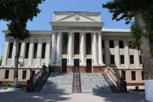ウズベキスタン共和国/サマルカンド国立外国語大学と大学間学術交流協定を締結