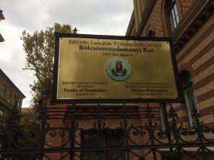 本学交流協定校/ハンガリー・エトヴェシュ・ロラーンド大学が令和3年度外務大臣表彰を受賞