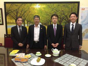 本学交流協定校/ベトナム・貿易大学(元日本語学部長)が令和3年度外務大臣表彰を受賞